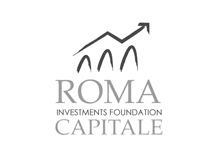 logo Roma Capitale investiments foundation
