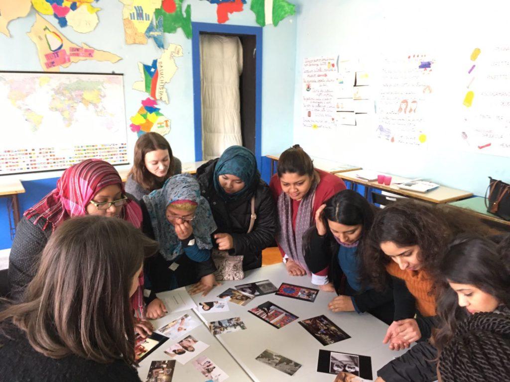 progetto di Sensacional per l'inserimento lavorativo di donne
